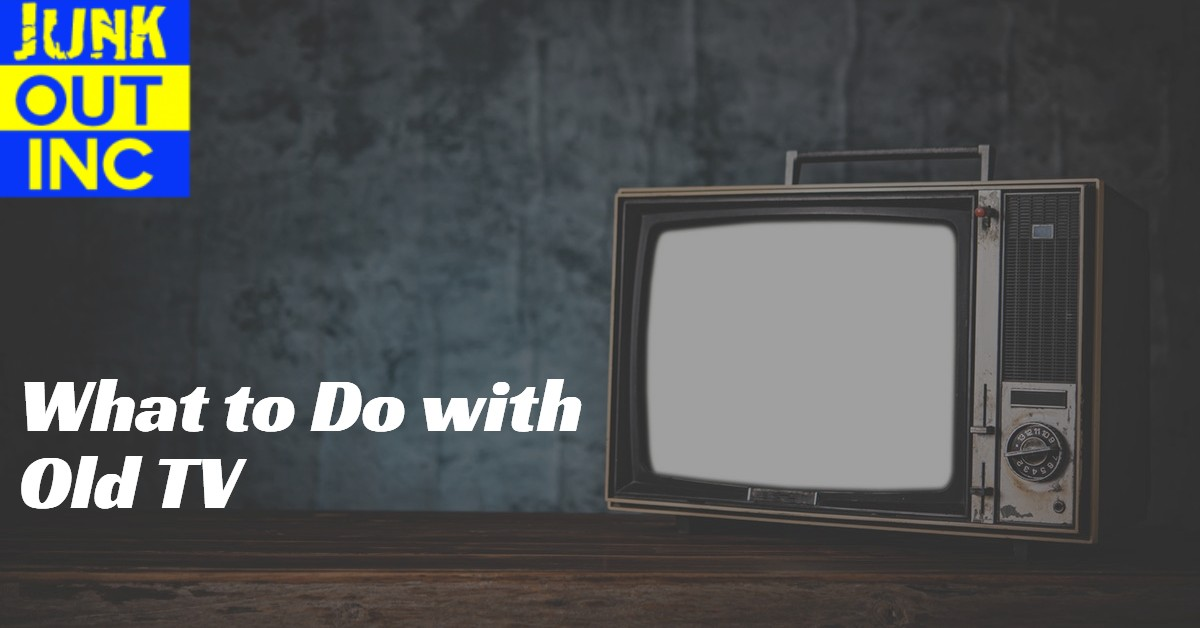 What To Do With Old Tv Sets 4 Green Ways To Handle Them