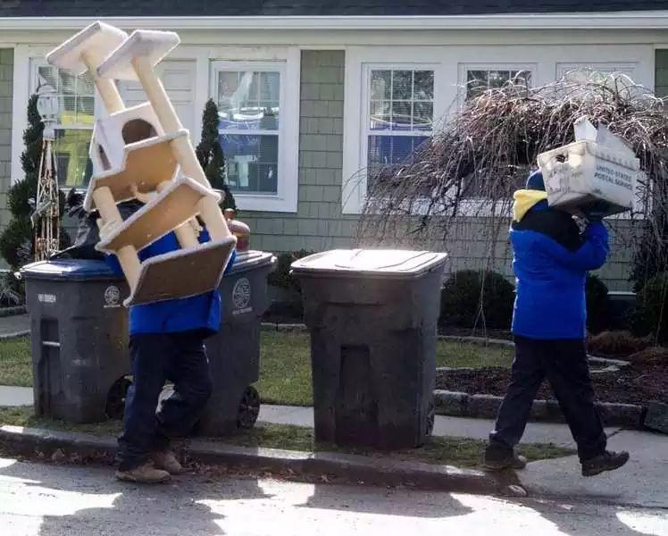 Junk Removal Service for Broken Furniture