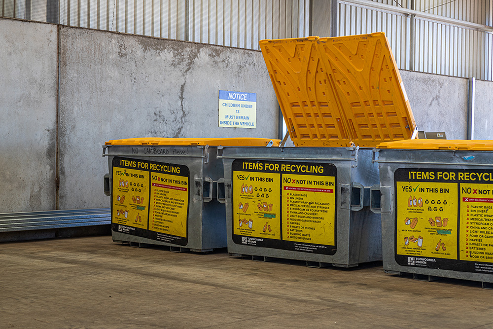 Take Appliances to a Recycling Facility