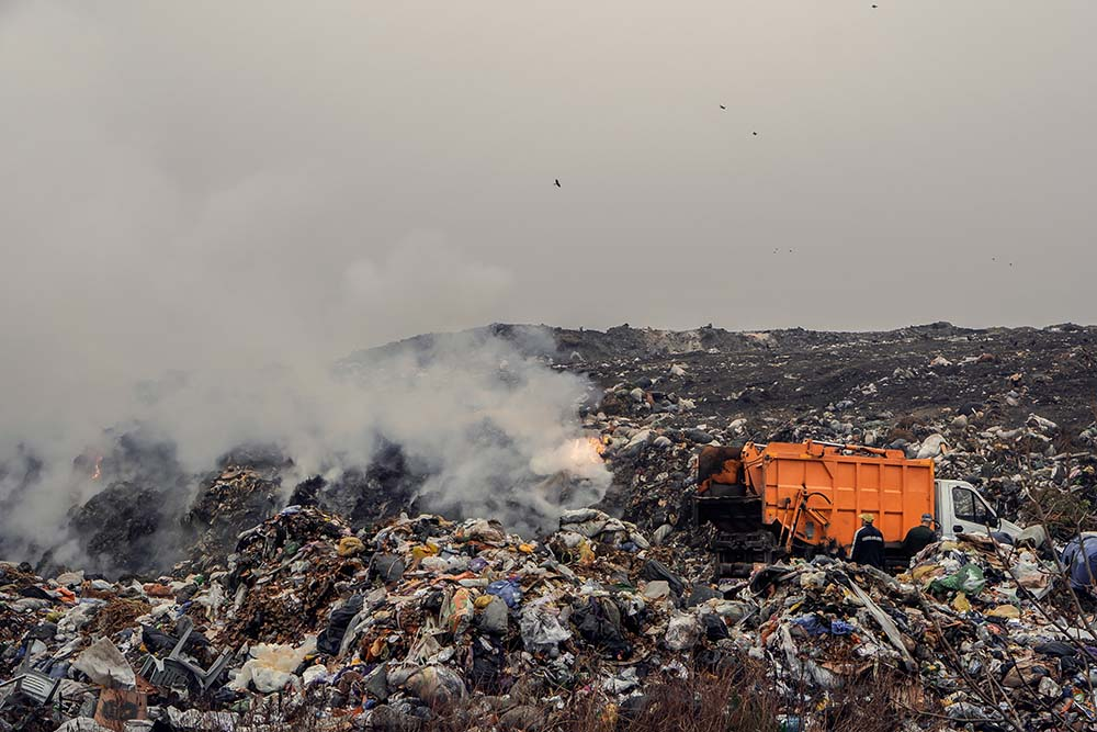 E-Waste and Air Pollution