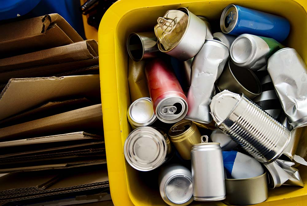 What Makes Somethings Recyclable